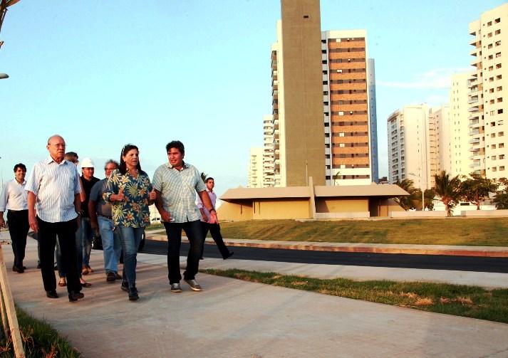 Foto 3 Visita ao Espigão foto Antônio Martins