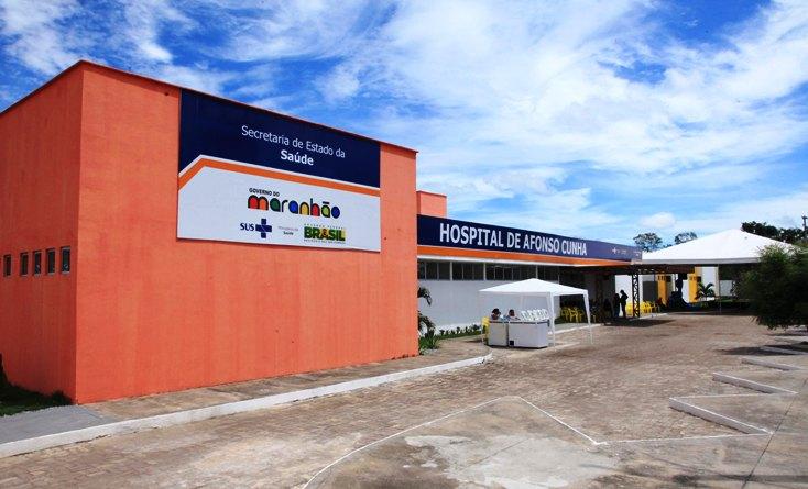 Foto 5 Roseana inaugura hospital de afonso cunha foto Geraldo Furtado