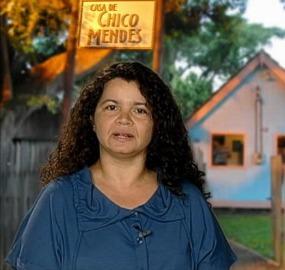Ângela gravou vídeo, em 2010, no qual pedia a Marina, em quem declarou voto no primeiro turno, apoiasse Dilma no segundo